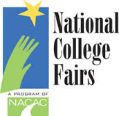 nacac college fairs