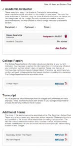 List of colleges that do not require essays