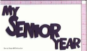 senior year